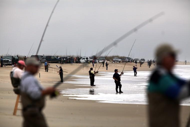 Shutdown Puts Hatteras Fishing Tourney In Jeopardy