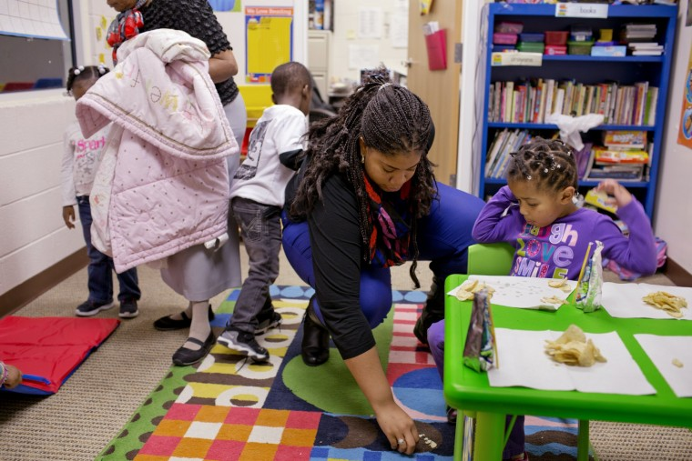 preschool norfolk va most preschool leaders are middle aged she s 23 991