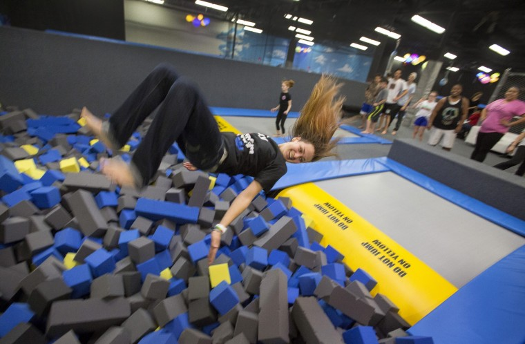 Skyzone Trampoline Park in Chesapeake, VA About Search Results YP - The Real Yellow Pages SM - helps you find the right local businesses to meet your specific needs.
