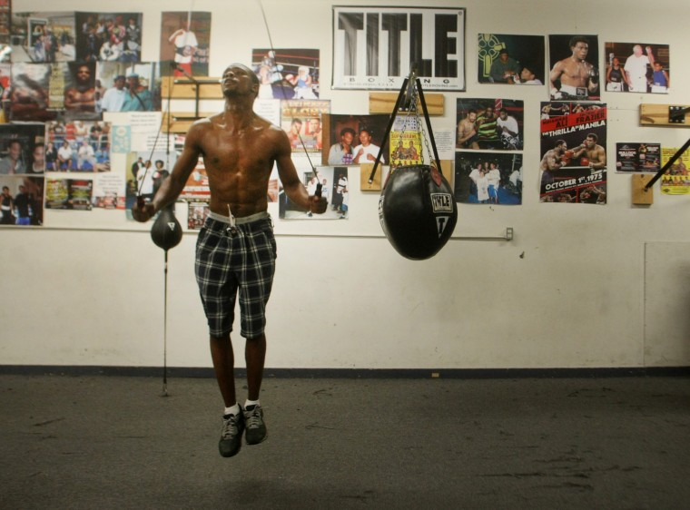 Sad legacy gives norfolk boxing gym its purpose