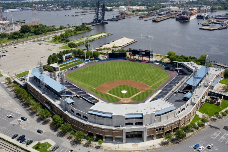 Harbor Park Norfolk Va: With Luck, Harbor Park Area Won't Stay Undeveloped