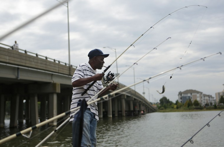 Photos Fishing In The Lafayette River Down Below