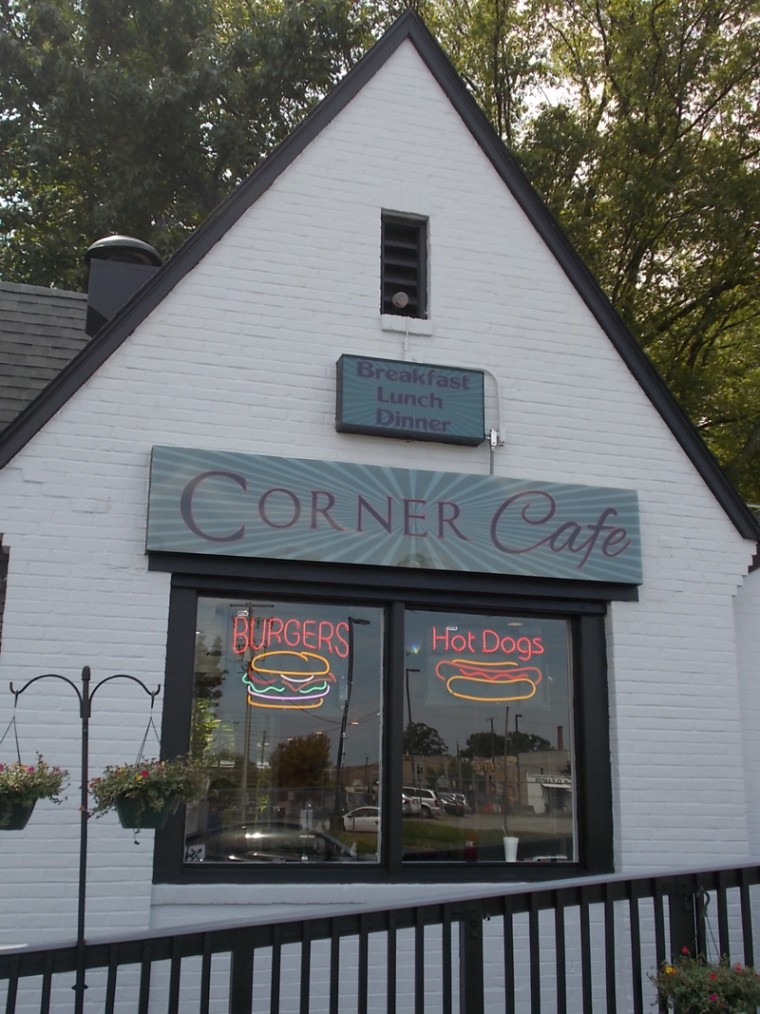 The Corner Cafe Portsmouth