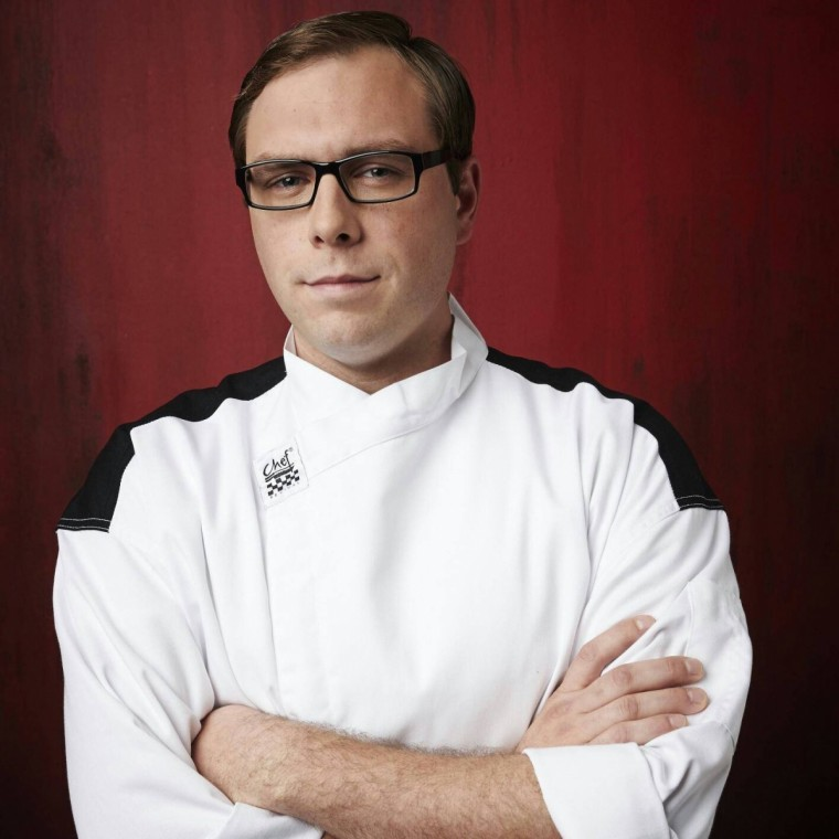 """Local Chef Is Runner-up On """"Hell's Kitchen"""""""