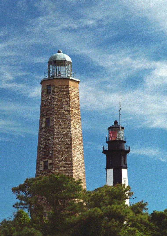 Lighthouses Of Virginia Beach