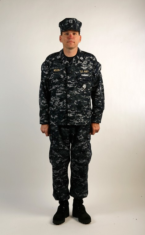 Navy details review of flammable uniforms