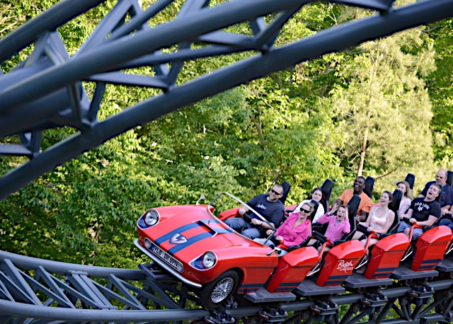 Busch Gardens Opens For The Season Sunday