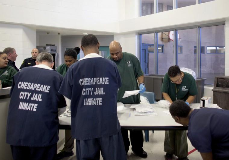Virginia Beach Correctional Center Visitation
