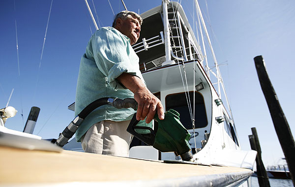 Hurt by diesel prices charter captains all in the same for Oregon inlet fishing center camera