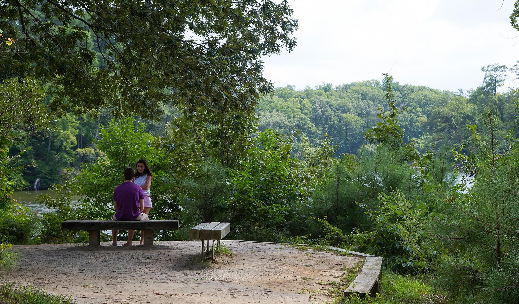 Noland Trail An Urban Oasis