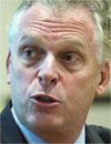 Statements made by Terry McAuliffe, the Democratic candidate for governor, fail to hold up against fact-checking.