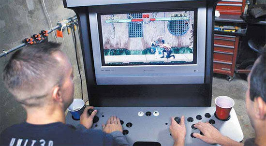 Man Cave Portsmouth : Gift ideas the gamerator is a must have for man caves