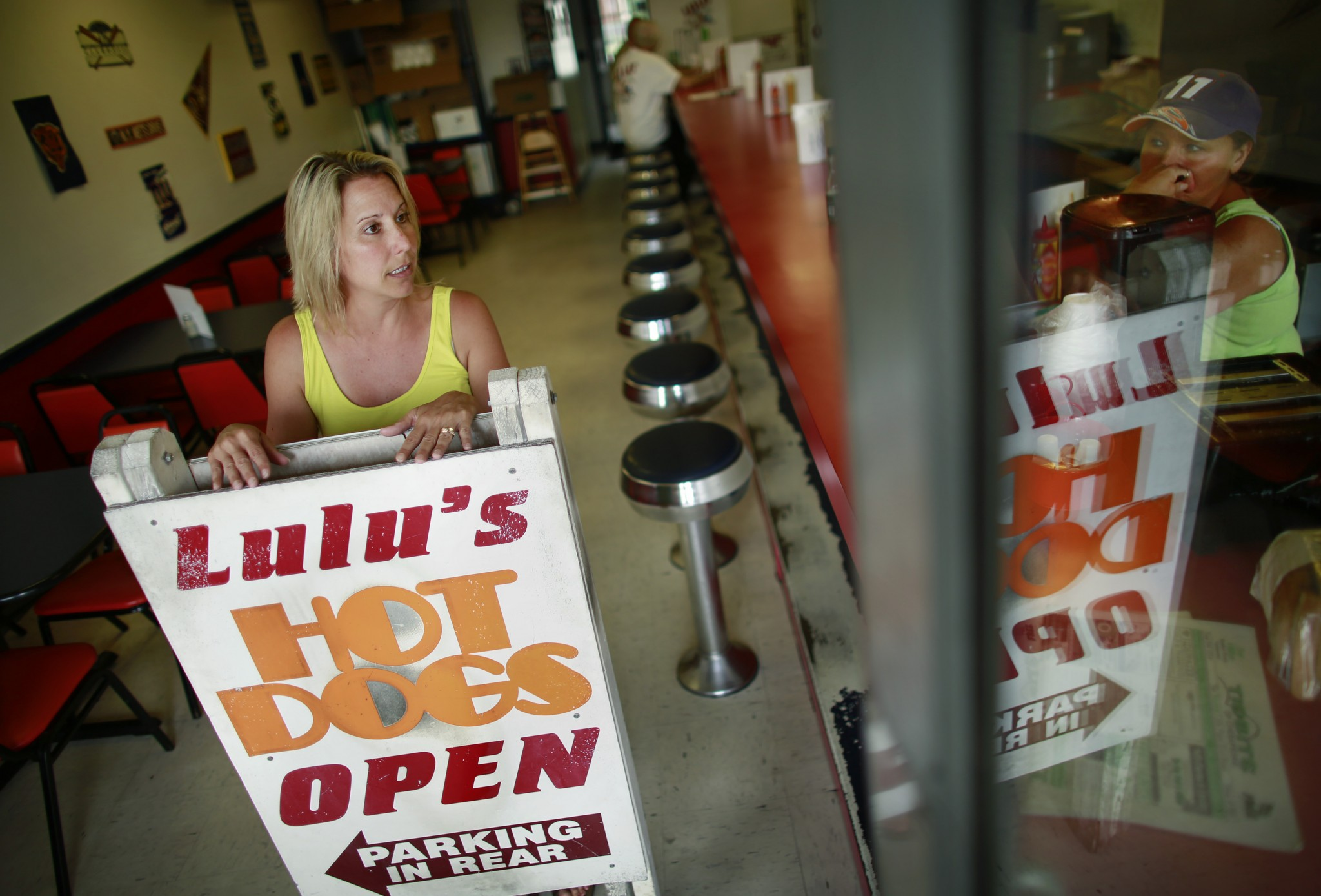 Lulu S Hot Dogs Chesapeake Virginia