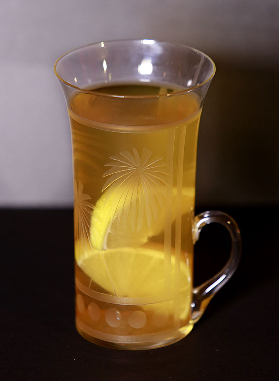 HOT TODDY | Ingredients: boiling water, regular or decaf orange and ...