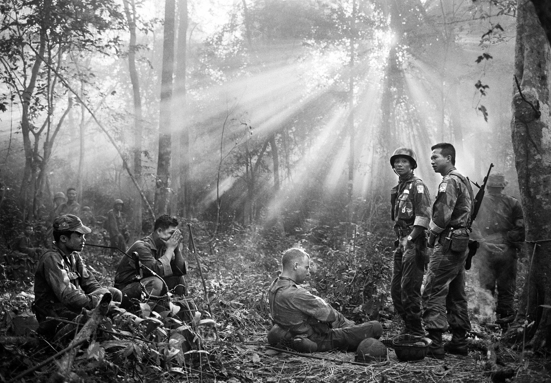 Vietnam war australian soldiers experiences