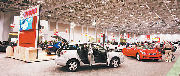 get up to speed at the hampton roads international auto show. Black Bedroom Furniture Sets. Home Design Ideas