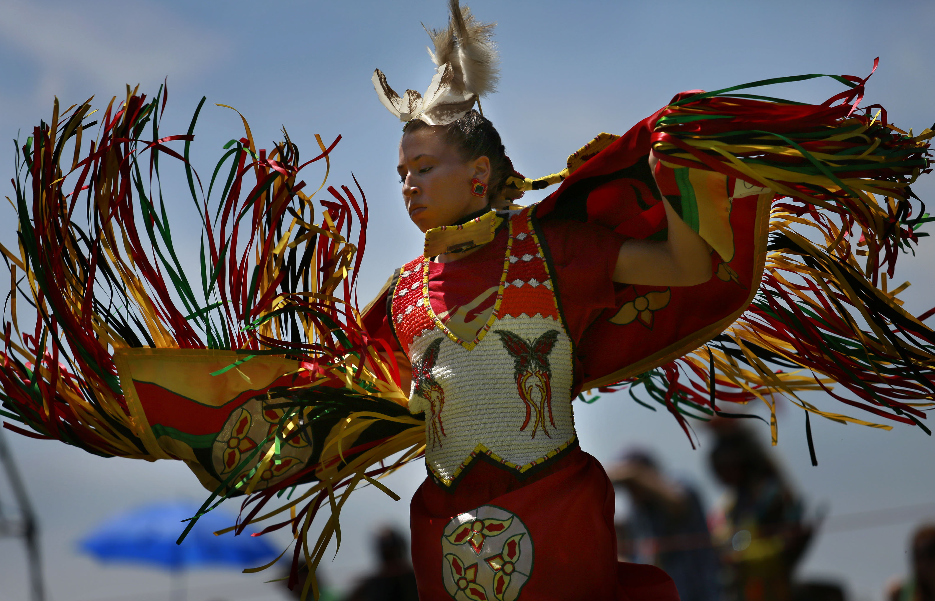 Photos 27th annual nansemond indian powwow in suffolk for Ajuba indian cuisine ashland va