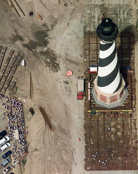 faro lighthouse Hatteras