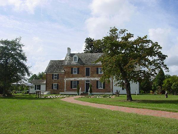 Virginia Beach Plantation Tours