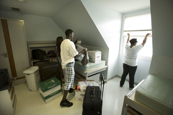 Chapman University Freshman Dorms Loading more photos