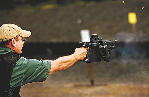 Gun Maker To Move Headquarters To Beach Hire 35