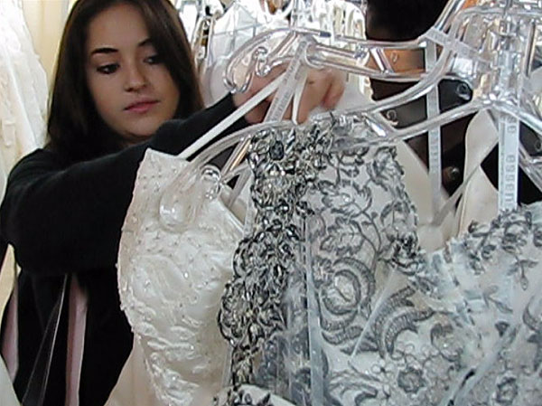 Military brides can get free wedding gowns hamptonroads for Free wedding dresses for military brides