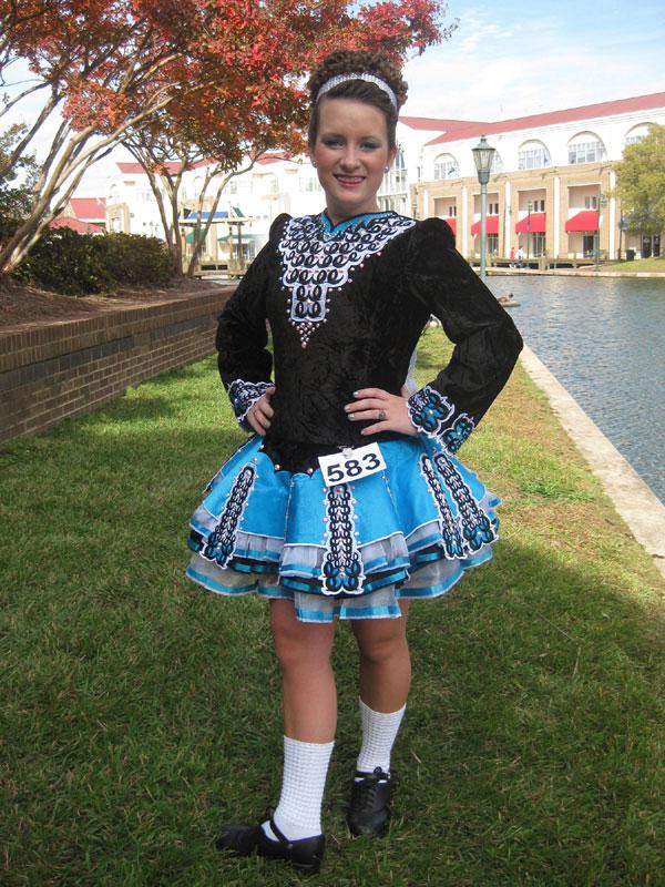 Irish Dancing Dresses by Elevation Design Ireland