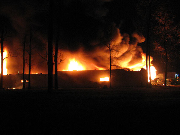 Fire Destroys Part Of Grand Furniture Outlet In Norfolk