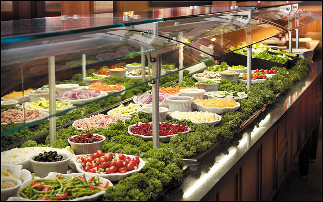 Taste Test The Best Salad Bars Hamptonroads Com
