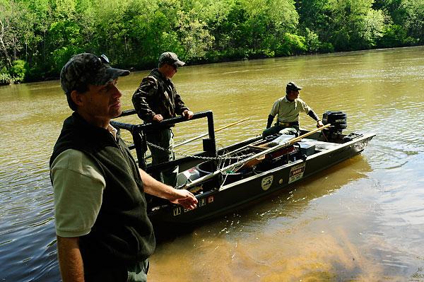 Migratory Fish Returning To Rappahannock River