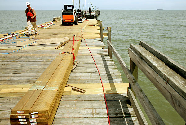 Lynnhaven fishing pier to remain closed through holiday for Lynnhaven fishing pier