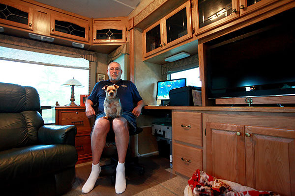 Home Is Where The Rv Is Hamptonroads Com Pilotonline Com