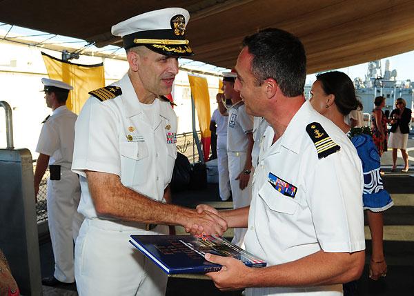 Navy Names New Commander At Norfolk Naval Shipyard