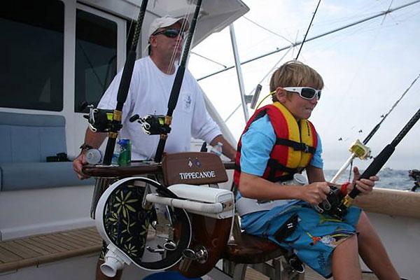 Fishing becomes a family affair for Hampton roads fishing report