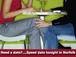 Speed dating pilote