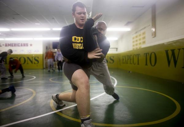Cox High School Virginia Beach Wrestling