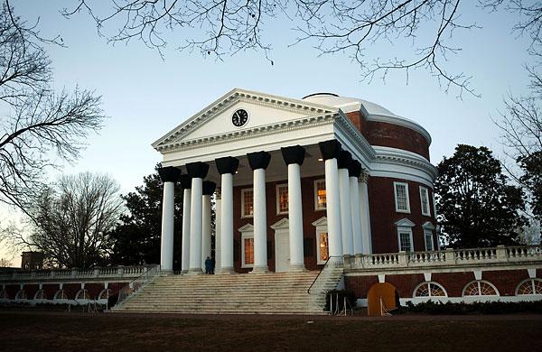 Virginia States University The University of Virginia