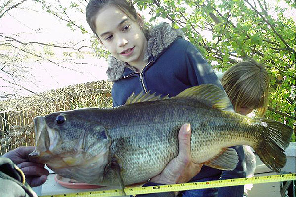 Off the hook big bass is big news for this young angler for Hampton roads fishing report