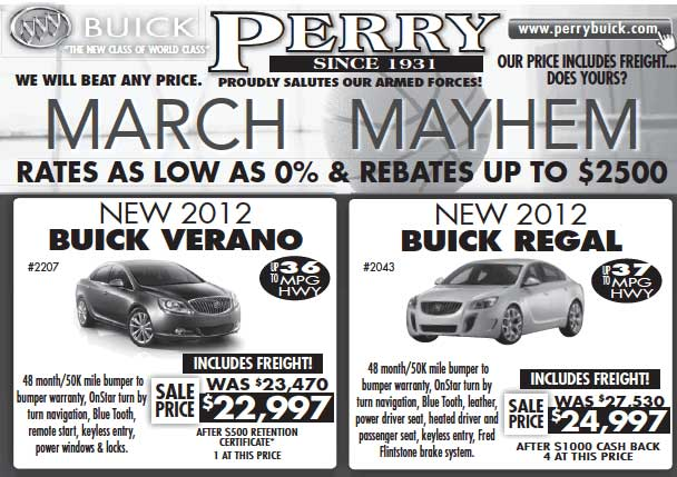 Local Car Dealer Advertises Fred Flintstone Brakes