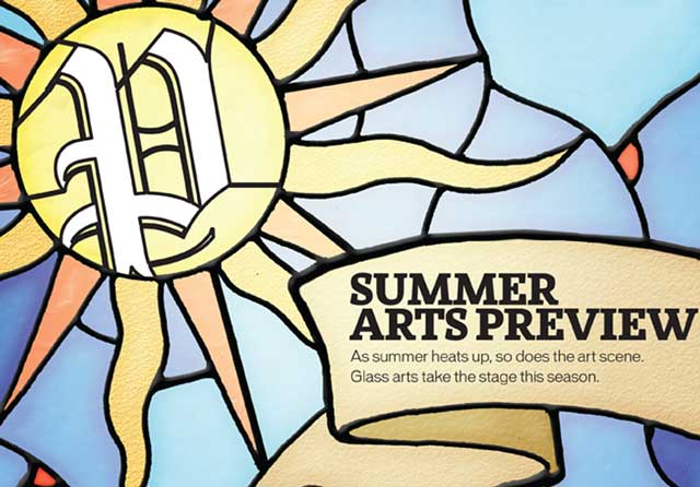 Guide to local outdoor art shows and festivals for Craft shows in hampton roads