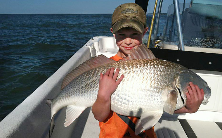 Young Suffolk Angler Was Set For Bull Red 39 S Challenge