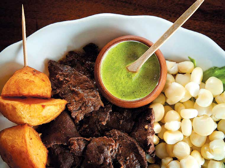 Va beach restaurant serves up traditional taste of peru for Argentine cuisine culture