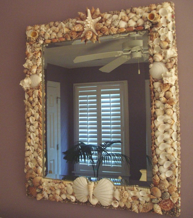 Diy decor this project shells it out Diy home decor with shells