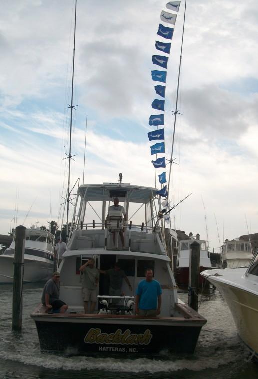 Billfish action is slammin 39 in va beach hamptonroads for Va beach fishing center