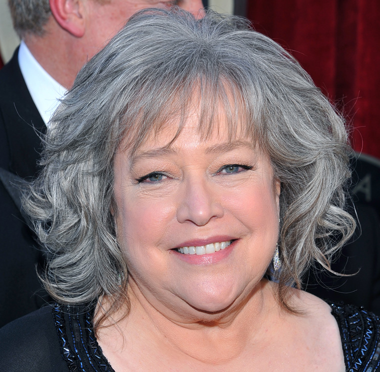 KATHY BATES HAS DOUBLE...