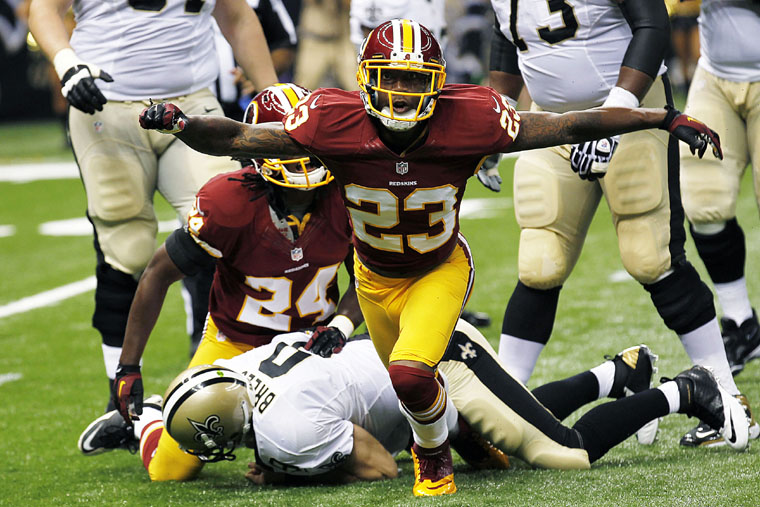 Suspension, injury force Redskins to adjust | HamptonRoads ...