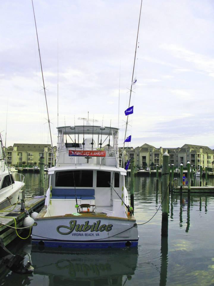 Team Jubilee Wins Wine Women And Fishing Tournament