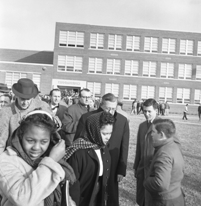 Remembrance - Patricia's First Day of School - February 2, 1959 ...