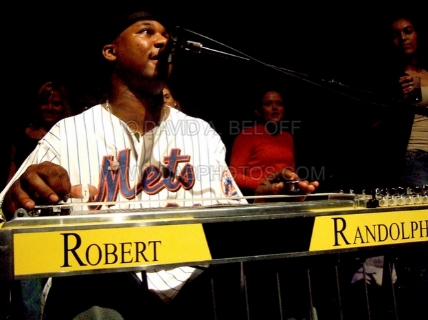 Robert Randolph And The Family Band Members