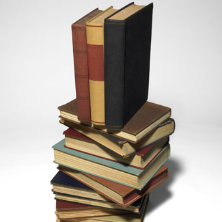 the reasons are stacking up why you should donate unused books